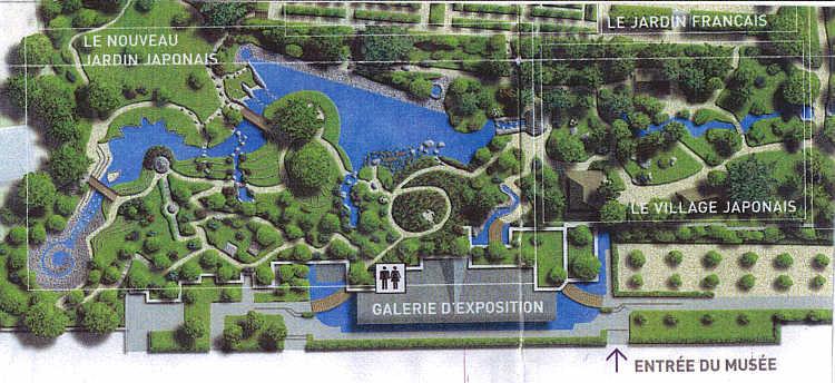 Les jardins albert kahn de boulo for Jardin anglais albert kahn